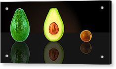 My Avocado Dream Acrylic Print