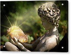 Acrylic Print featuring the photograph Mystical Enchantment by Dale Kincaid
