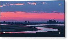 Mystical River Acrylic Print