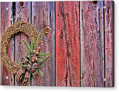 Natural Sparkle Acrylic Print by JAMART Photography