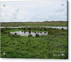 Near De Muy On Texel Acrylic Print