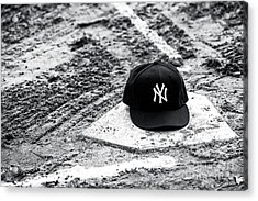 New York Yankees Home Acrylic Print