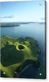 New Zealands Cities & Landmarks Acrylic Print by Mark Meredith