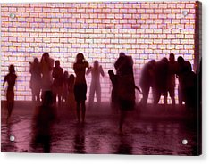 Night Of The Living Dead Acrylic Print