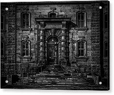 No 550 Gerrard St E Toronto Canada 2 Acrylic Print