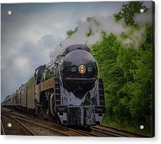 Norfolk And Western 611 Acrylic Print