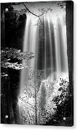 North Carolina Falls Acrylic Print