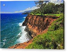 North Hawaii View Acrylic Print