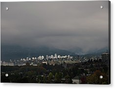 North Vancouver Acrylic Print