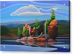 Northern Island II Acrylic Print