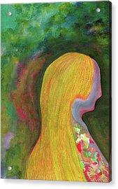 Nostalgia - #ss19dw005 Acrylic Print by Satomi Sugimoto