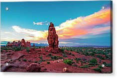 Not Just About Arches... Acrylic Print