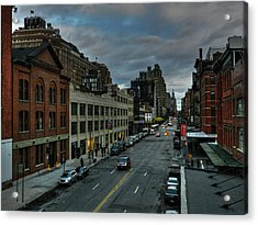 Nyc - High Line - Meatpacking District 002 Acrylic Print