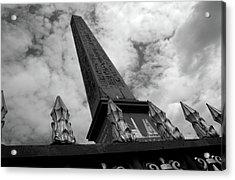 Obelisk Acrylic Print