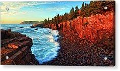 Ocean Energy Acrylic Print