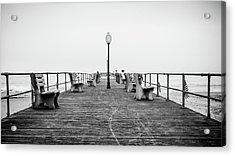 Ocean Grove Pier 1 Acrylic Print