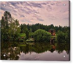 Of Reflections... Kolychivka, 2018. Acrylic Print