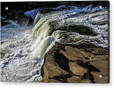 Ohiopyle Falls 1 Acrylic Print