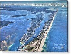 Ono Island-5112-tm Acrylic Print