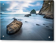 Oregon Coast Acrylic Print