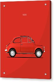 Original 500 Acrylic Print