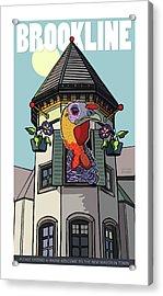 Our Mayor Acrylic Print