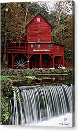 Ozarks Mill Acrylic Print