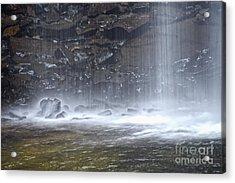 Ozone Falls 12 Acrylic Print