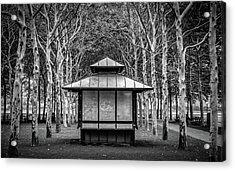 Pagoda Acrylic Print