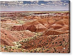 Painted Desert, Arizona Acrylic Print