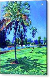 Palm Prints Acrylic Print