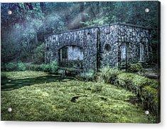Paradise Springs Acrylic Print