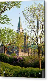 Parliament Buildings Acrylic Print