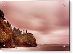 Pastel Seascape Acrylic Print