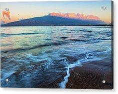 Pastel Sunrise Acrylic Print