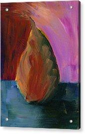 Pear #2 Acrylic Print