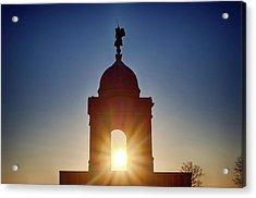 Pennsylvania State Monument Acrylic Print