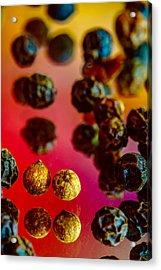 Peppercorns Acrylic Print