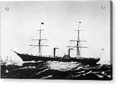 Persia Afloat Acrylic Print by Hulton Archive