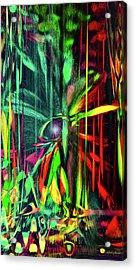 Peter Rabbit Acrylic Print