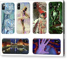 Phone Cases Samples Acrylic Print
