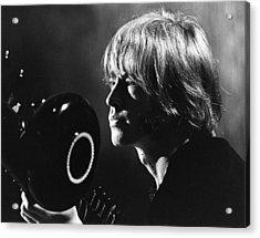 Photo Of Rolling Stones And Brian Jones Acrylic Print