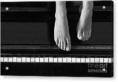 Piano #0215az Acrylic Print