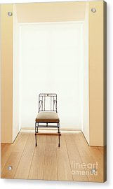 Picasso's Museum Chair Acrylic Print