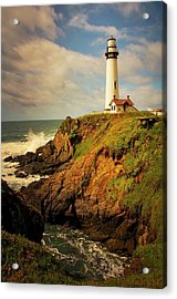 Pigeon Point Light Station, California Acrylic Print