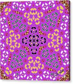 Pink1 Acrylic Print
