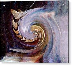 Polar Vortex Acrylic Print