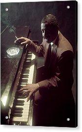 Portrait Of Errol Garner Acrylic Print