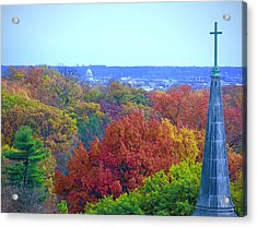 Acrylic Print featuring the photograph Power And Glory by Don Moore