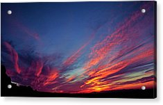 Superstition Vista Acrylic Print
